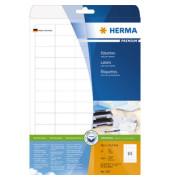 Etiketten 5027 38,1 x 21,2 mm weiß 1625 Stück Premium