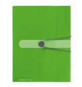 Sammelmappe easy orga 11206133, A4 Kunststoff, für ca. 400 Blatt, grün