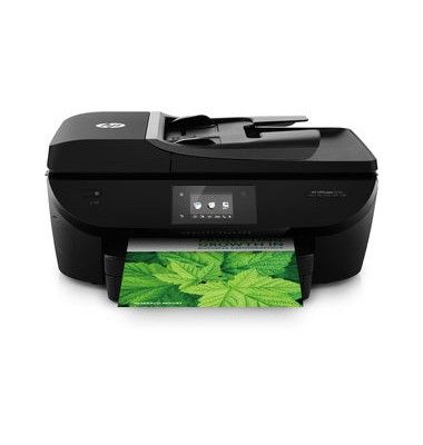 HP Officejet 5740 e-All-in-One schwarz