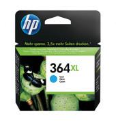 Druckerpatrone 364XL cyan für Photosmart C5380,6380,D5460,