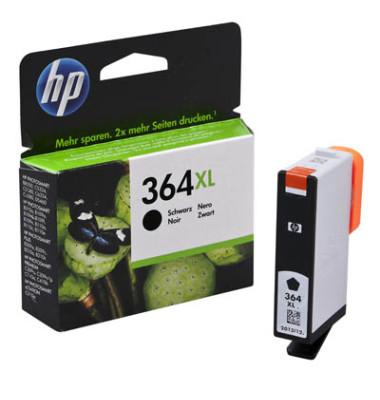 Druckerpatrone 364XL schwarz für Photosmart B8550,C53244,C5380,C6324