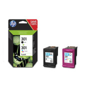 Druckerpatrone 301 N9J72AE BK/CMY 2er Pack