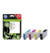 Tinte 364XL N9J74AE BK/C/M/Y 4er Pack