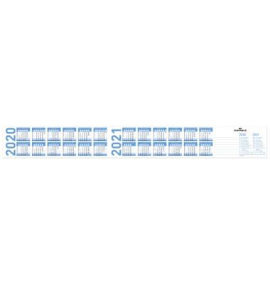Kalenderstreifen für Schreibunterlage 7995 2 Jahre 59x7cm ab 2020