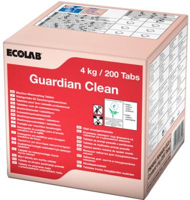 Geschirrspül-Tabs Guardian Clean Karton 200 Tabs