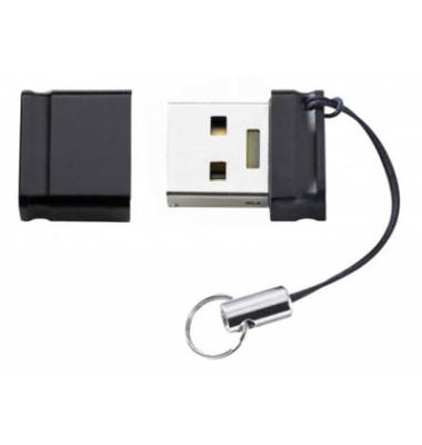 USB-Stick Slim Line USB 3.0 schwarz 16GB