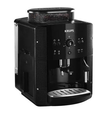 Kaffeevollautomat EA8108 schwarz 1,6L 1450W