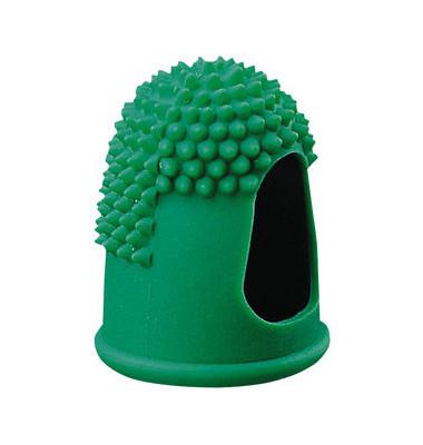 Blattwender Größe 2 grün Ø 1,5cm mit Gumminoppen