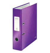 180° WOW 10050062 violett Ordner A4 80mm breit