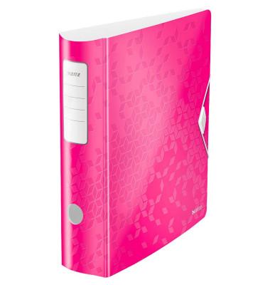 WOW 11060023 pink Ordner A4 82mm breit
