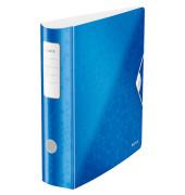 Qualitäts-Ordner WOW PP 80mm blau 82x312x318mm