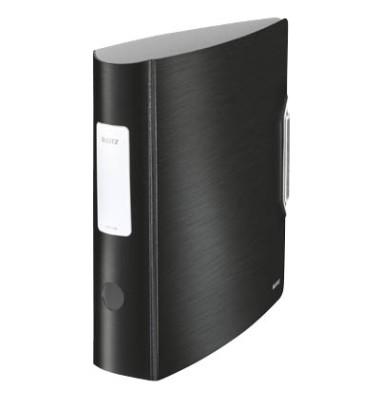 180° Active Style 11080094 satinschwarz Ordner A4 82mm breit