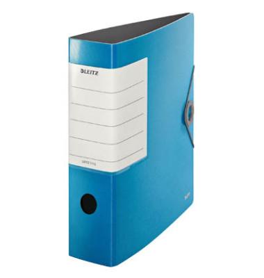 180° Solid 11120030 blau Ordner A4 82mm breit