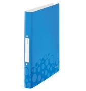 Ringbuch WOW A4 PP 2RR 25mm blau 257x314x32