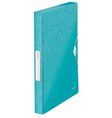 Sammelmappe Wow 4629-00-51, A4 Kunststoff, für ca. 250 Blatt, blau