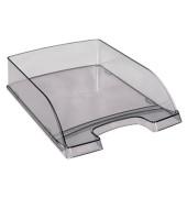 Briefablage 5226 Plus A4 / C4 grau-transparent stapelbar