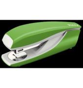 Büroheftger.NeXXt Serie Metall hellgrün 30 Blatt CI Farbe