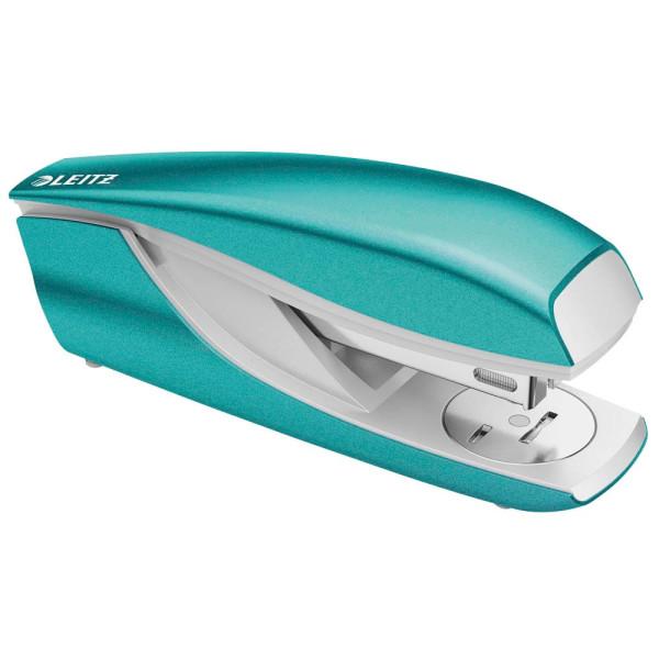 Leitz Heftger T Nexxt Metall 30 Bl Eisblau 42x157x60mm