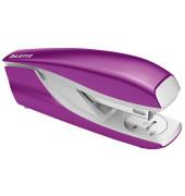 Heftgerät NeXXt Metall, 30 Bl violett 42x157x60mm 200x24/6