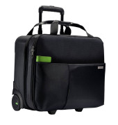 Notebooktrolley Smart Travel. schwarz Complete Handgep