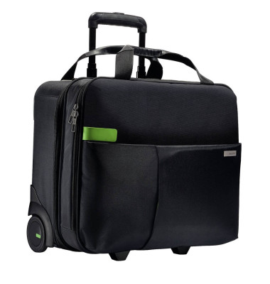 Notebooktrolley Smart Travel. schwarz Complete Handgep