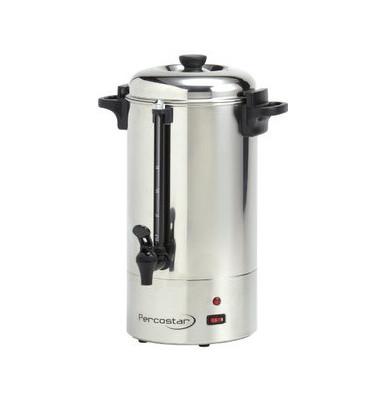 Kaffeemaschine Percostar 6,5 L Edelst.