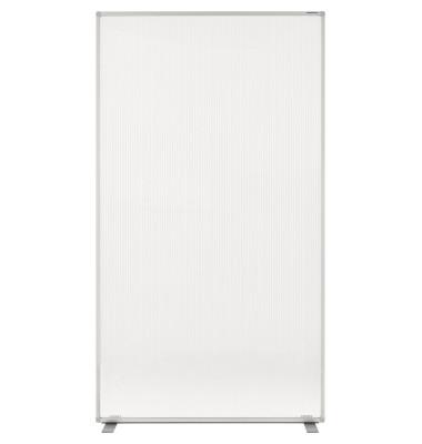 Raumteiler halbtransparent 180x100x50cm Acryl
