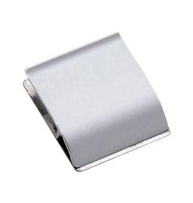 Klemmleiste Aluminium   62469 Länge: 3,5cm Breite: 4,0cm
