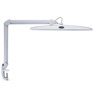Schreibtischlampe MAULwork mit Klemme weiß