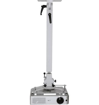 Deckenhalterung Exclusiv 67-110cm für Winkelmontage
