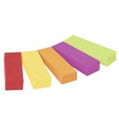 Index Haftstreifen Page Marker Signale sortiert 12,7x44,4mm 5x50 Bl