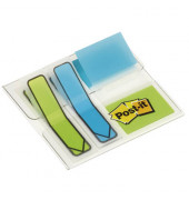 Post it Indexstreifen 3x16 gn, tk 3x16