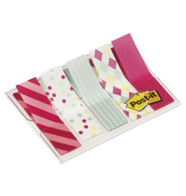 Index Haftstreifen Candy C. 5x20St