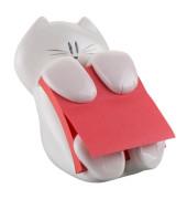 Spender Katze CAT Z-Notes gratis 76 x 76 mm 90 Blatt