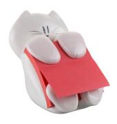 Spender Katze CAT Z-Notes gratis 76 x 76 mm 90 Blatt