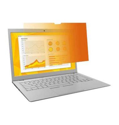 Blickschutzfilt. gold f.Laptop 35,6cm weit 14Z