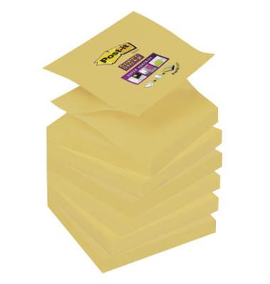 Super Sticky Z-Notes gelb 76x76mm 1x90 Bl