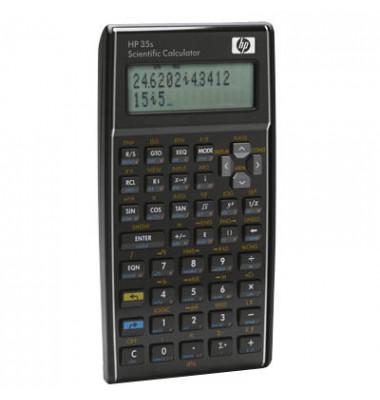 Taschenrechner 35s 14-stellig schwarz