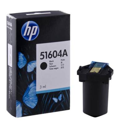 Druckerpatrone 51604A schwarz ca 400 Seiten