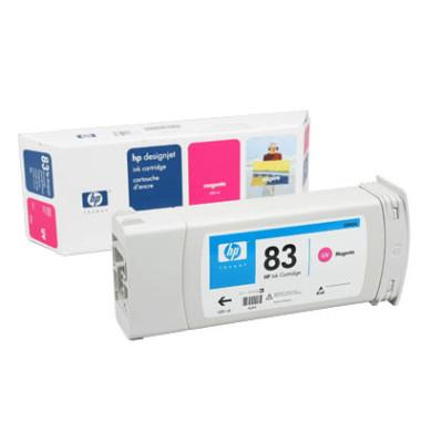 Druckerpatrone Nr 83  UV magenta 680ml
