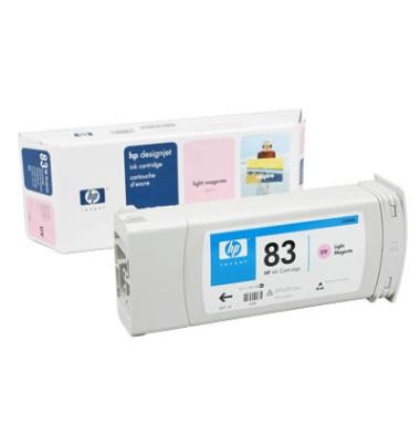 Druckerpatrone Nr 83  UV hellmangenta 680ml