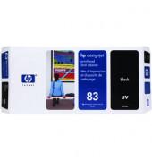 Druckkopf Nr.83 für schwarz mit Reiniger UV-Best,