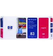 Druckkopf Nr.83 für magenta mit Reiniger UV-Best.