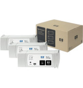 Druckerpatrone 81 schwarz 680ml 3er Pack