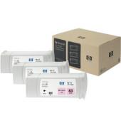 Druckerpatrone Nr 83  UV hellmagenta 3x 680ml Multipack