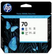 Druckkopf Nr.70 für blau/grün