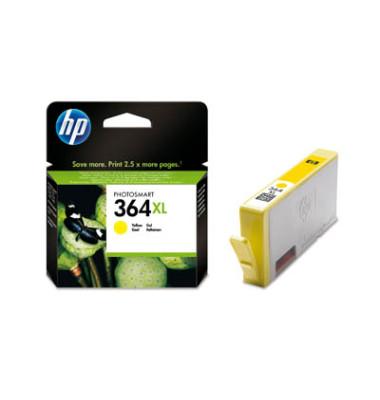 Druckerpatrone 364XL gelb ca 750 Seiten Vivera