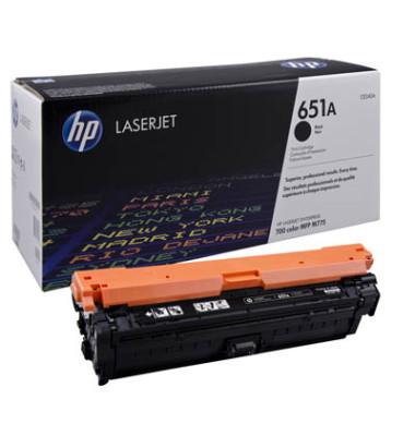 Toner 651A schwarz ca 13500 Seiten
