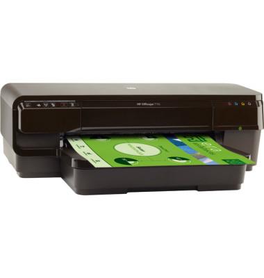 Office Jet 7110 Wide Format 8 S/Min A3 USB 2.0 Inkjet