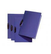 Bewerbungsmappe 22007 Classic Swing mit Clip A4 bis 10 Blatt blau
